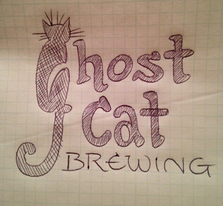 Ghost Cat Brewing Company - student project