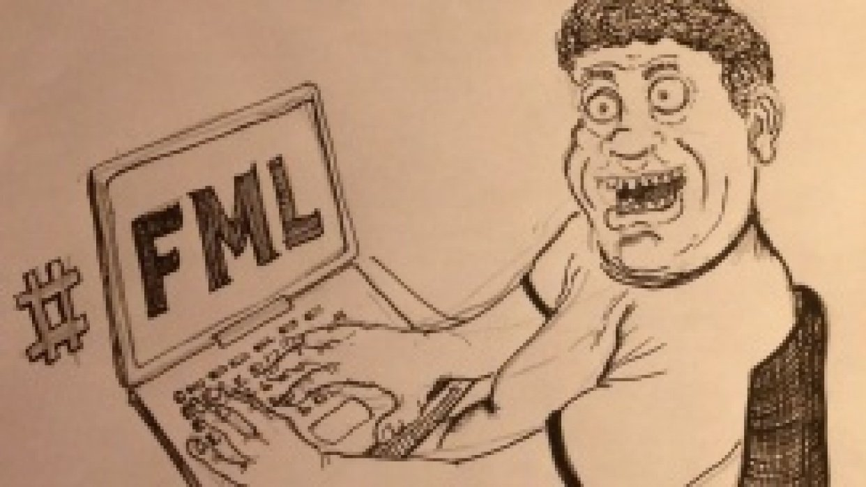 #FML (Not What you think!) - student project