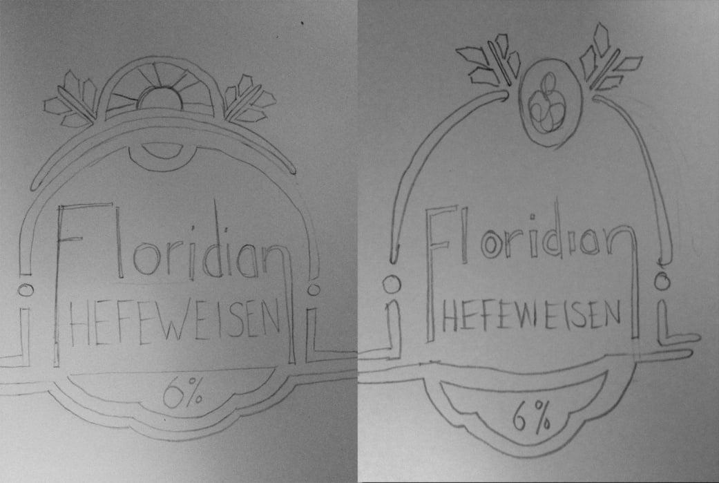 Florida Hefeweizen - student project