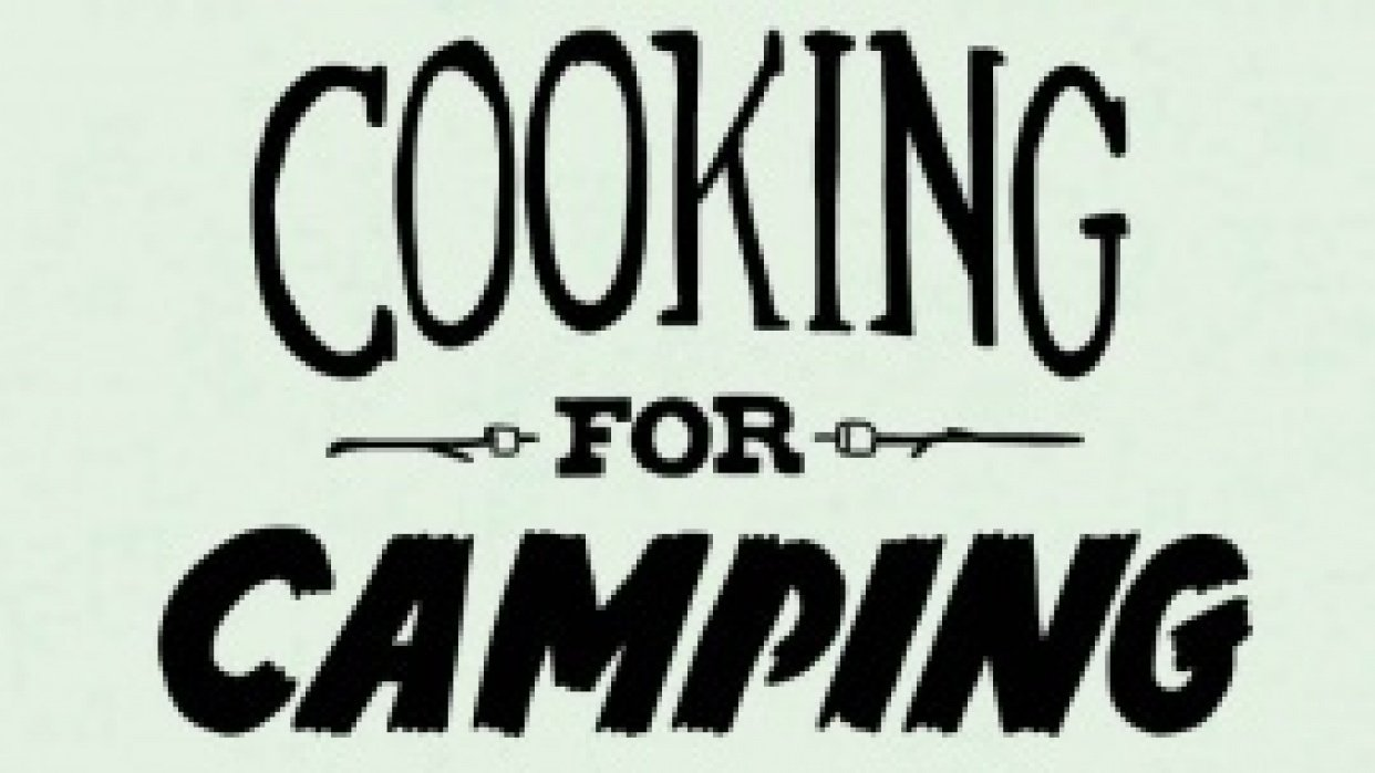 Cooking for Camping - student project