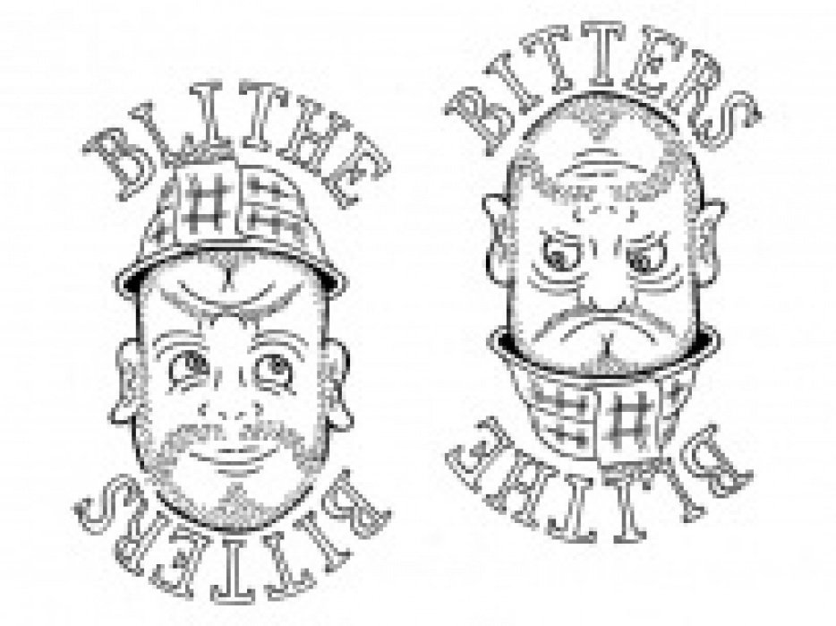 Blithe Bitters - student project