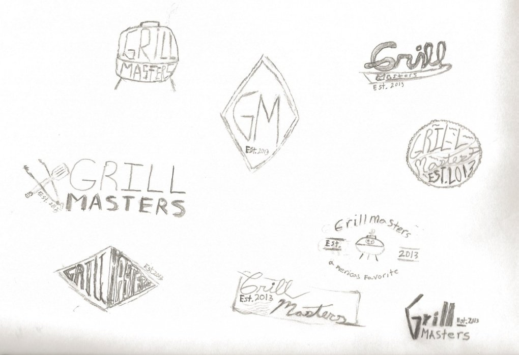 Grill Masters - student project