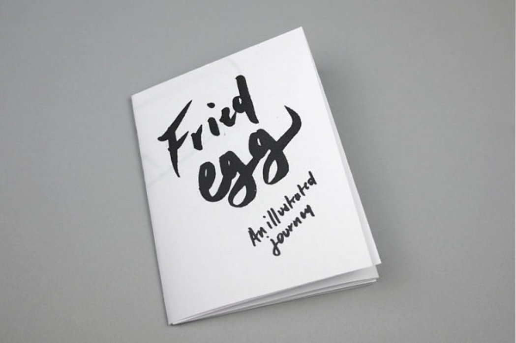 Fried Egg: An illustrated journey - student project