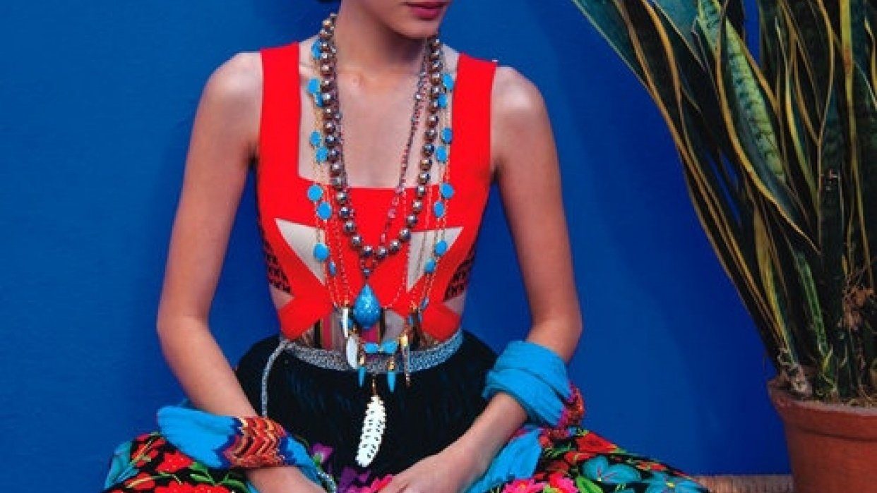 Frida Kahlo - student project