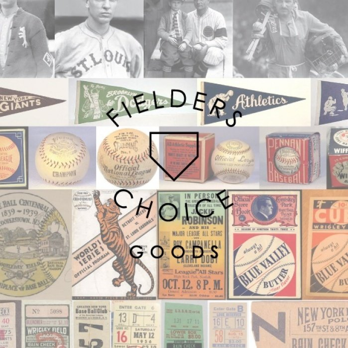 Fielder's Choice Goods - student project