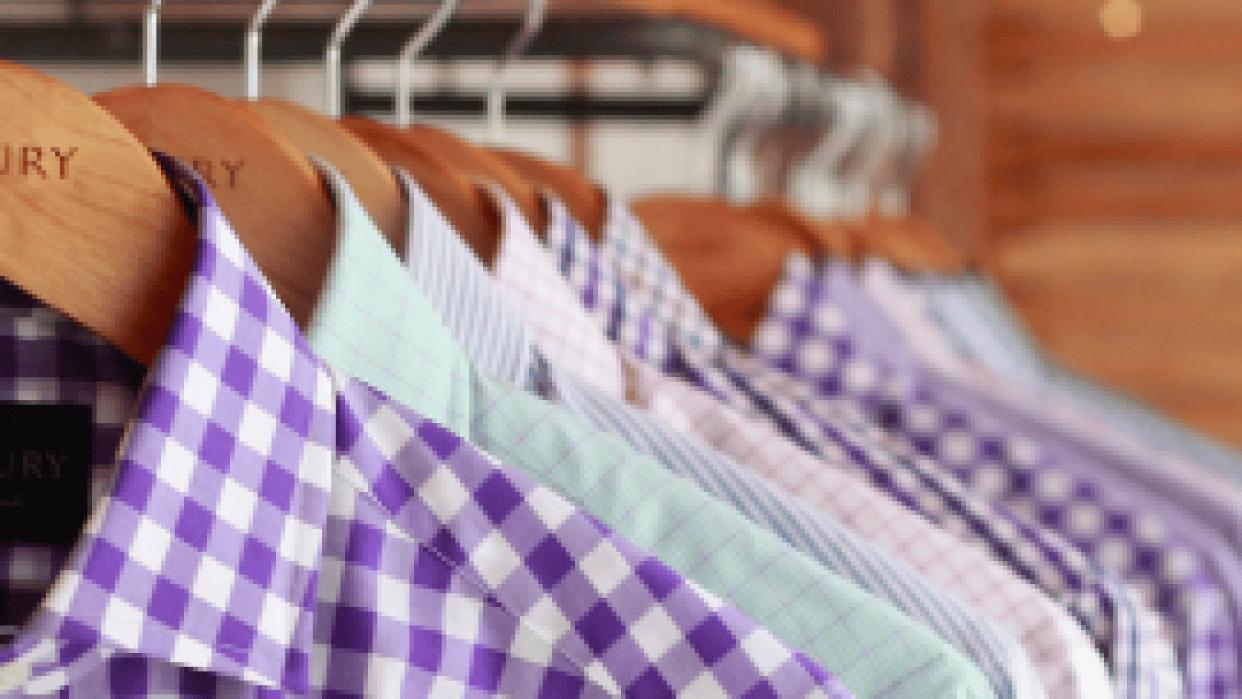 Ledbury Shirts - student project