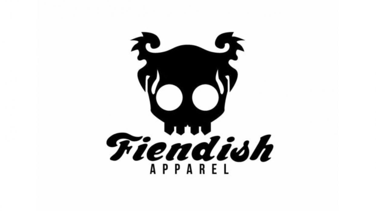 Fiendish Apparel  - student project