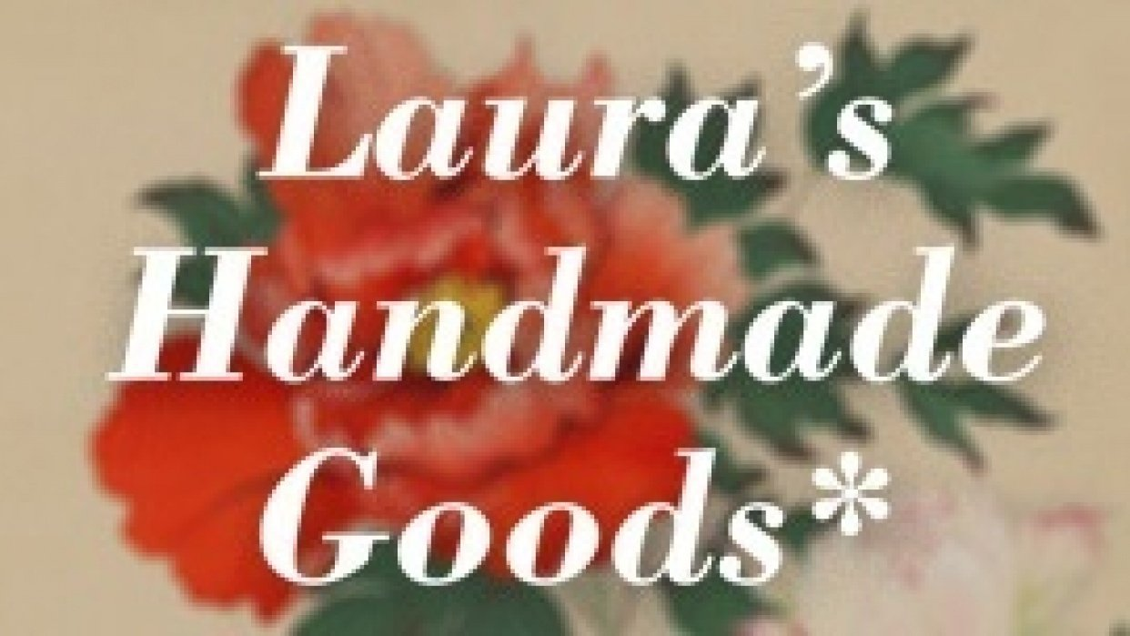 Laura's As-Yet-Unnamed Handmade Goods Shop - student project
