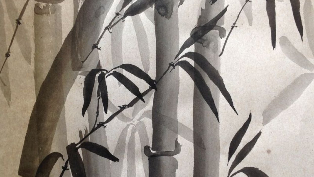 Bamboo friends - student project
