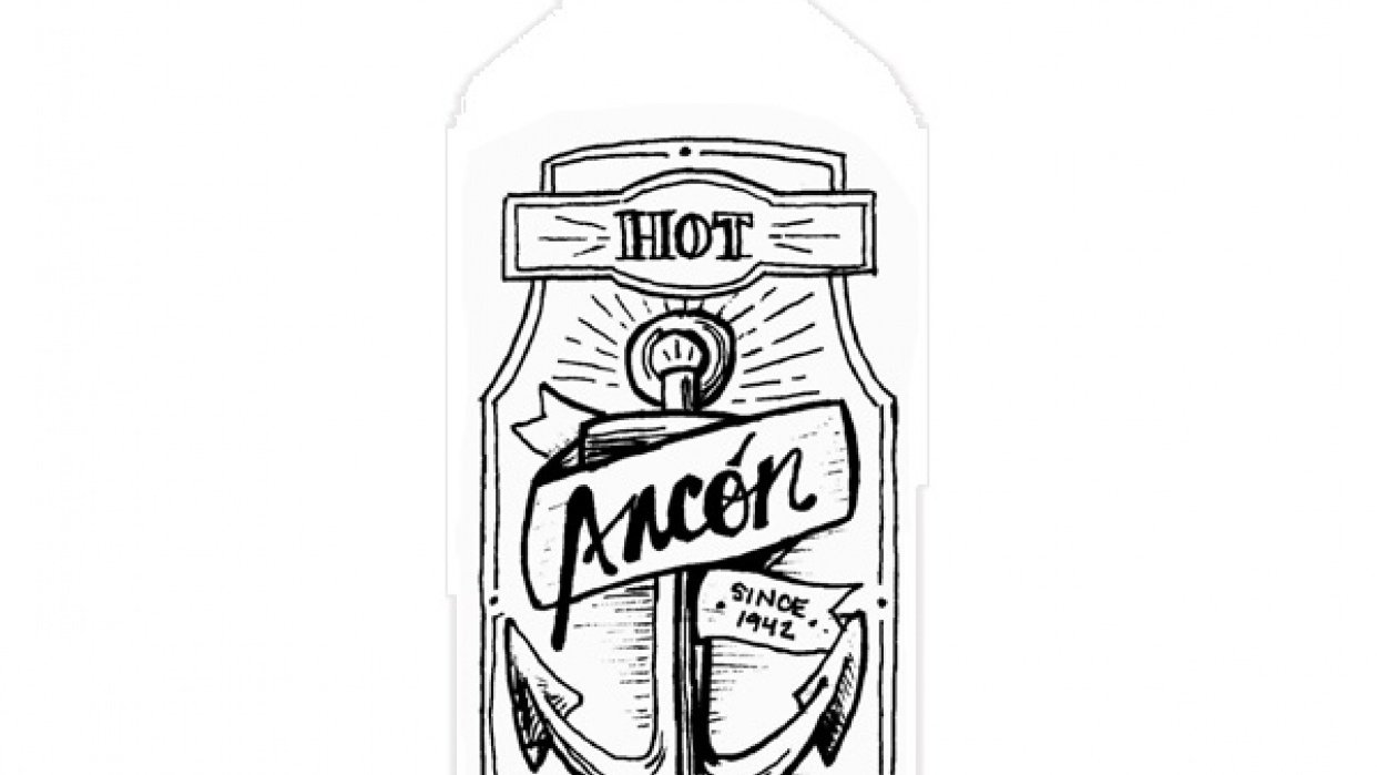 ancon hot sauce - student project