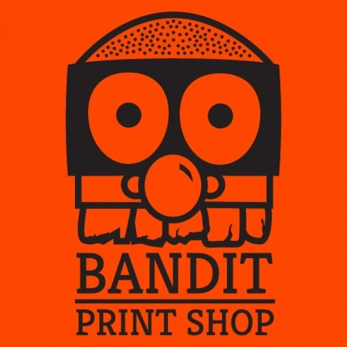 Bandit Print Shop - student project