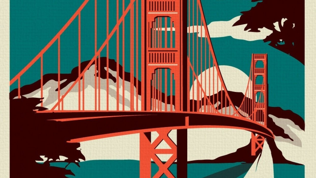 San Francisco, The City By the Bay - student project