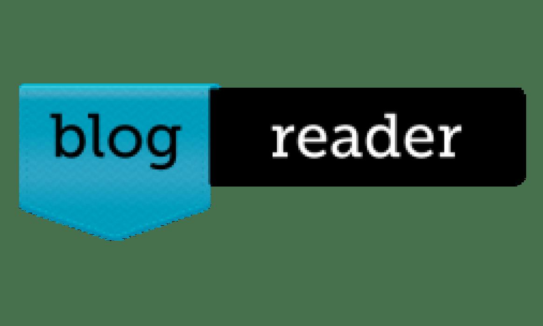 Blog Reader - student project