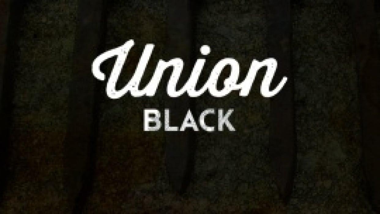 Union Black Work Wear - student project