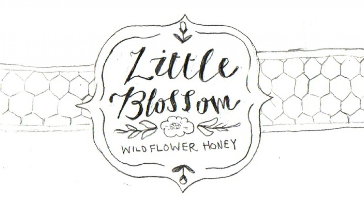 Little Blossom Honey - student project
