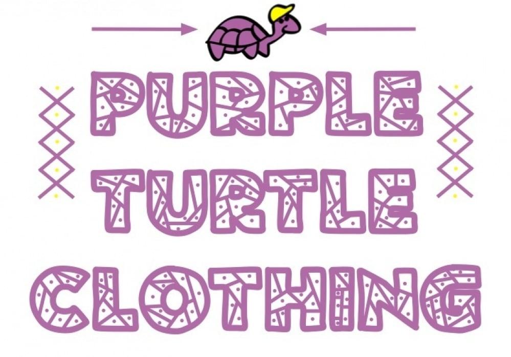 My Brand - Purple Turtle - student project