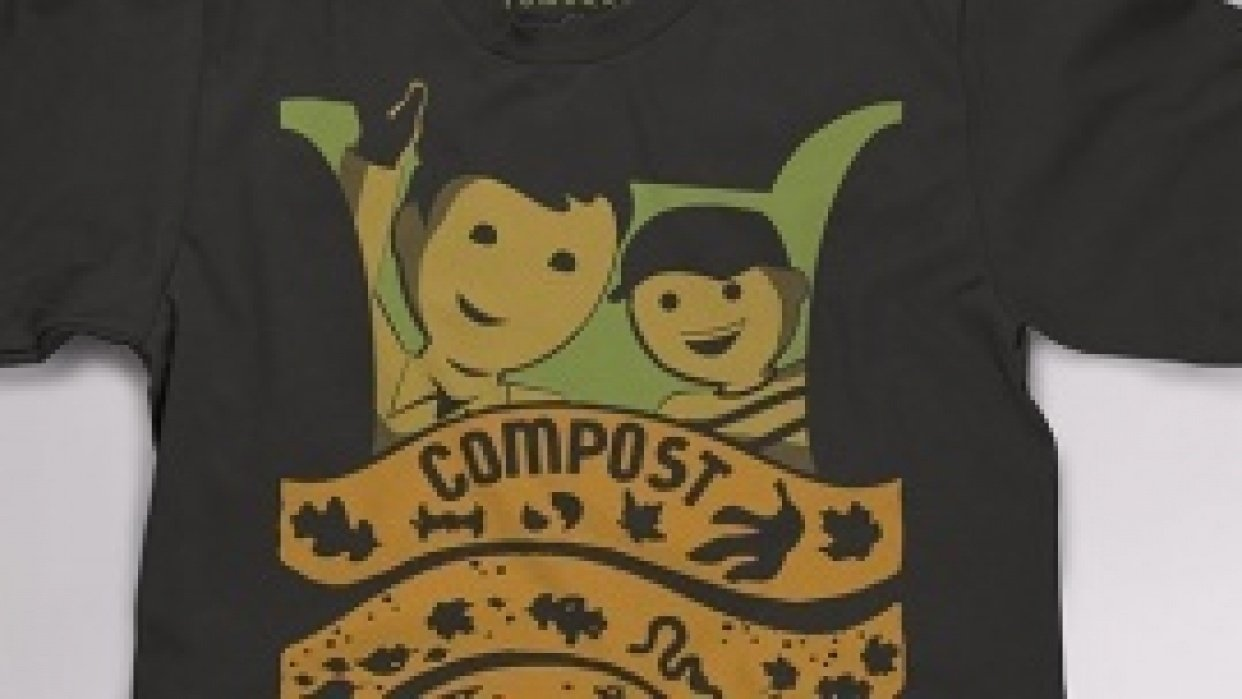 T-Shirts for The Victory Garden of Tomorrow - student project