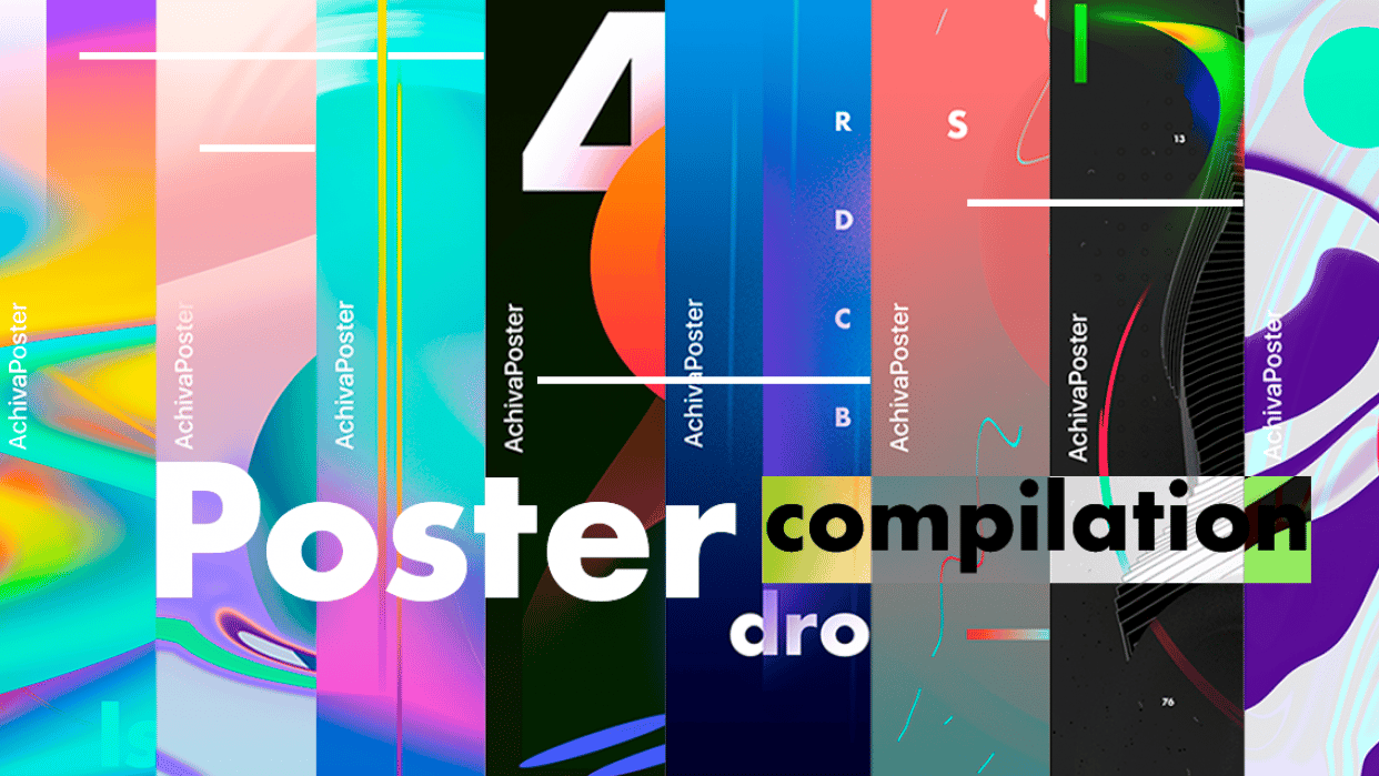Poster Series - student project