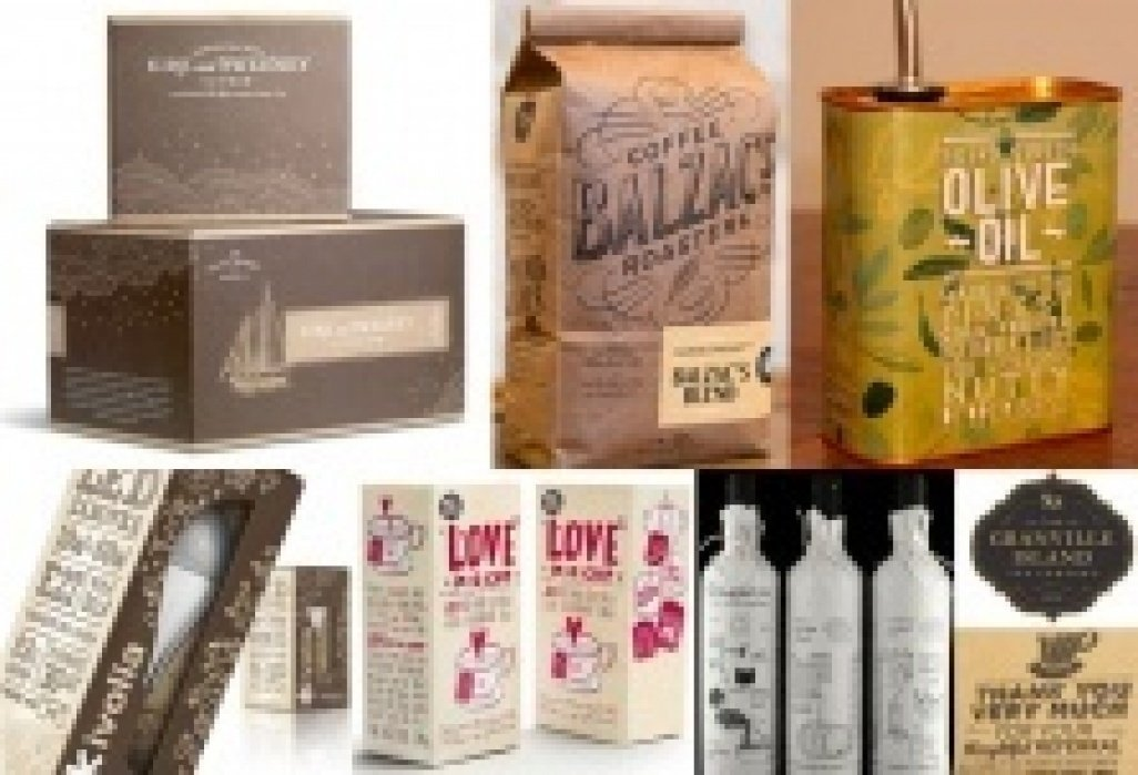 """Packaging of Yerba Mate """"La Merced"""" - student project"""