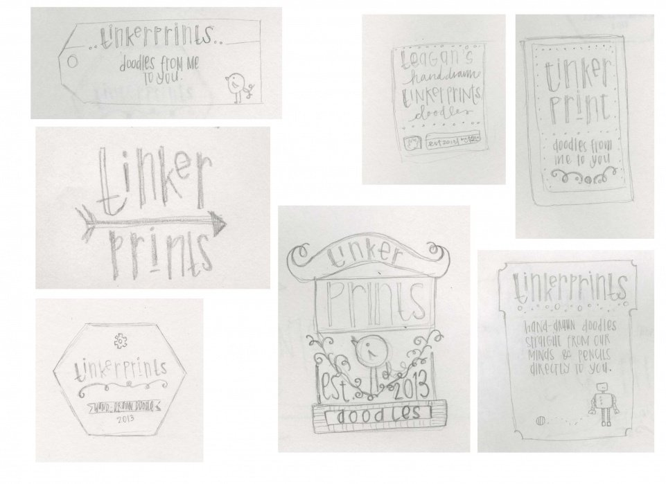 Tinker Prints - student project