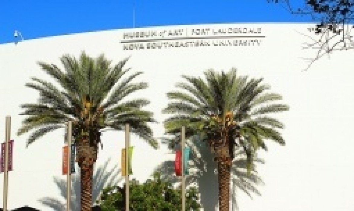 Inside the Museum of Art | Fort Lauderdale - student project