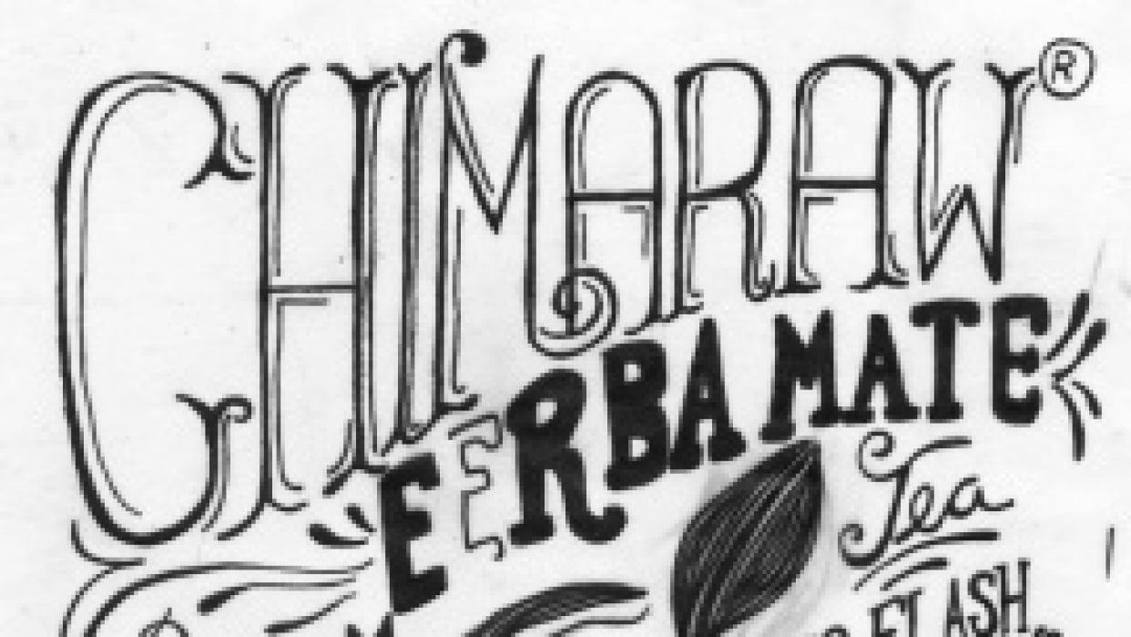 Chimaraw: Premium Super Food Erva Mate - student project