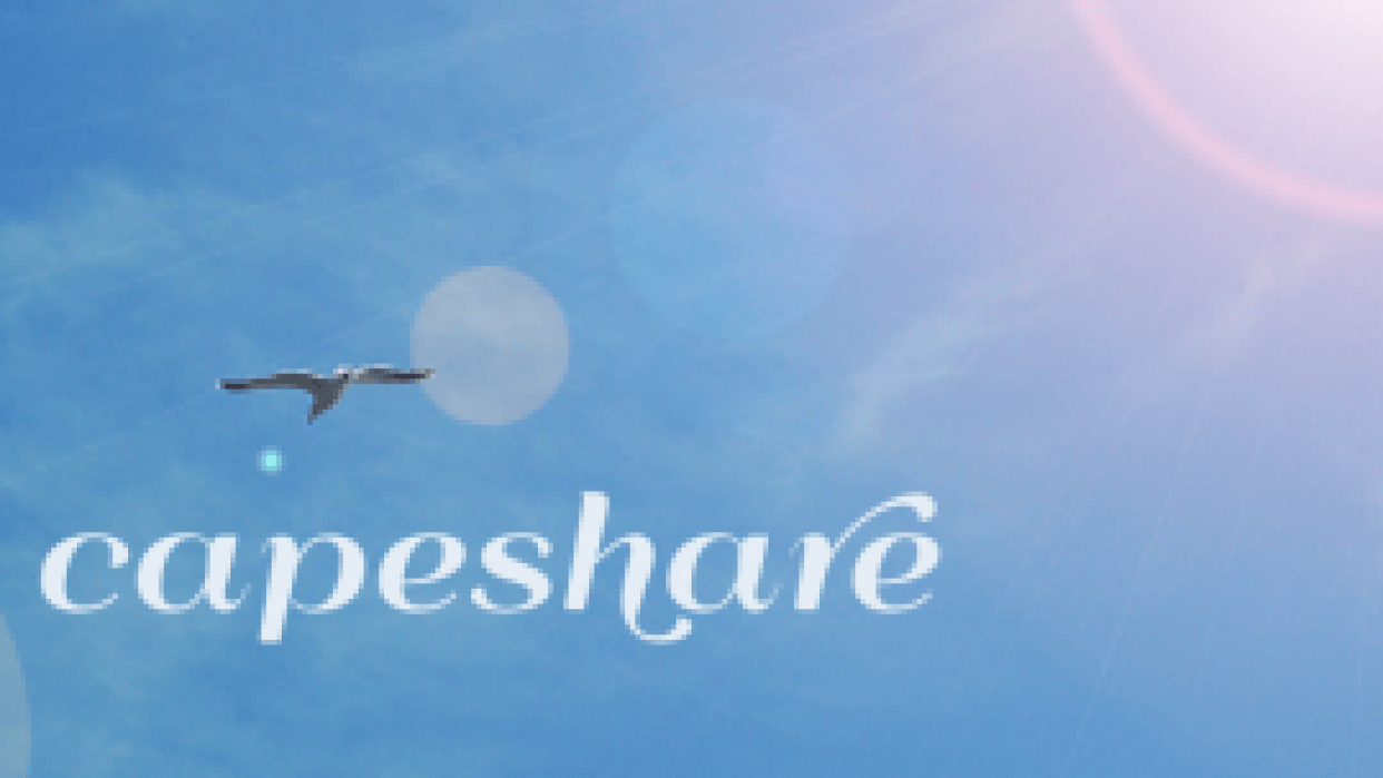 CapeShare - student project