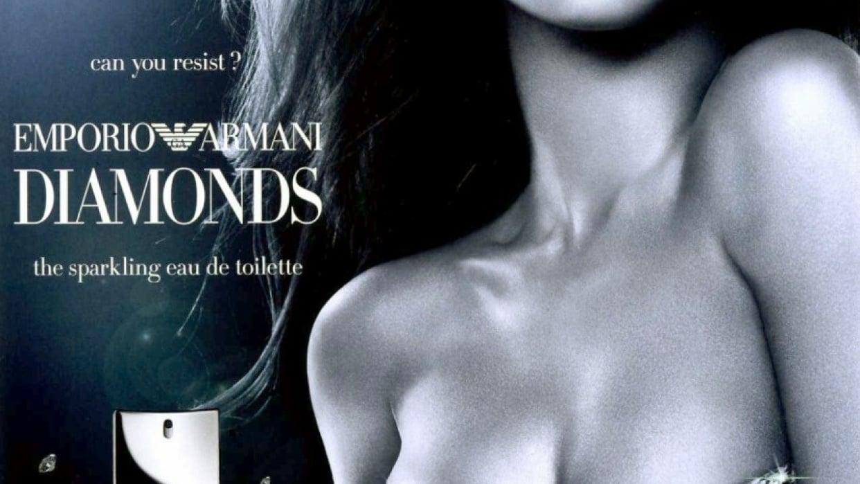 Beyonce Armani Diamonds Ad - student project