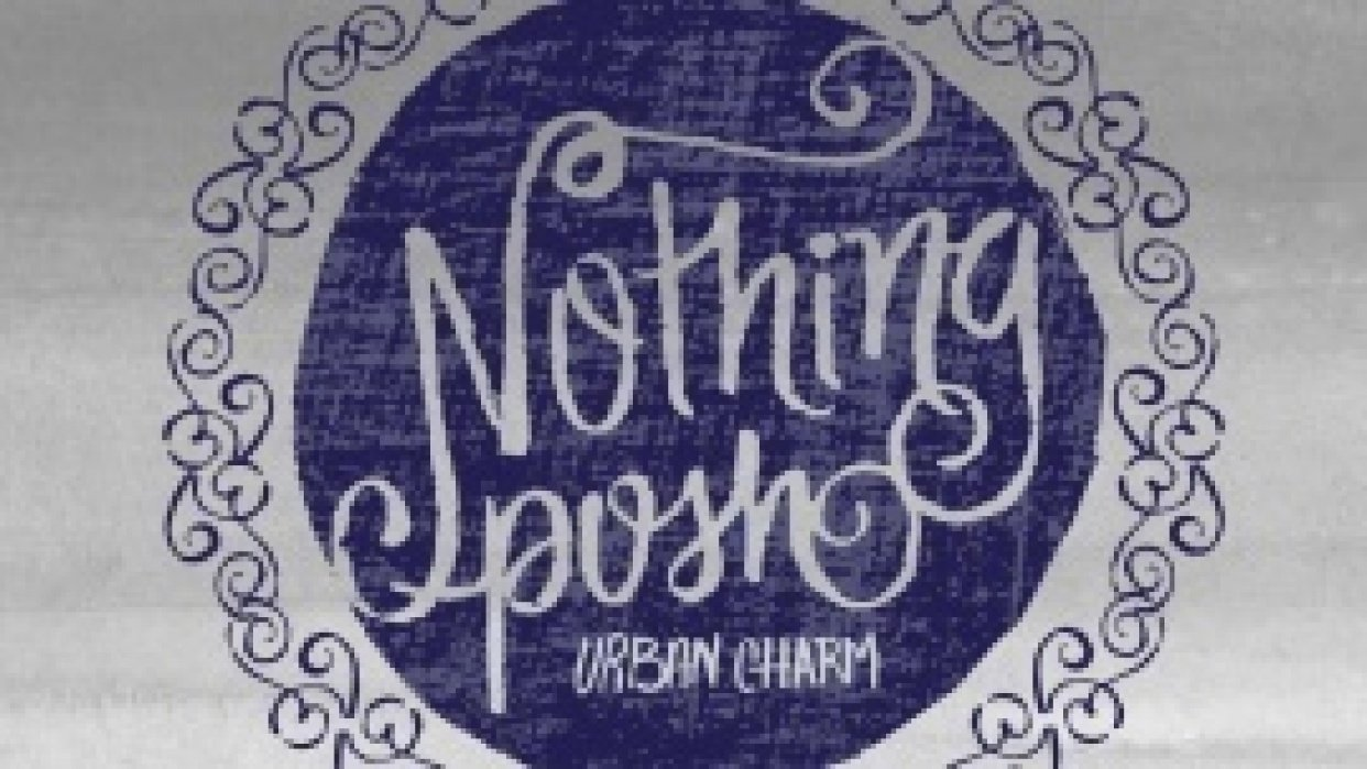 Nothing Posh - student project