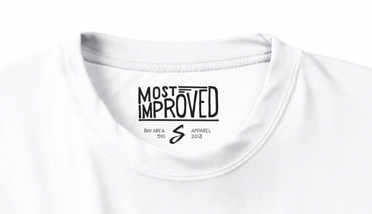 Brand: Most Improved - student project