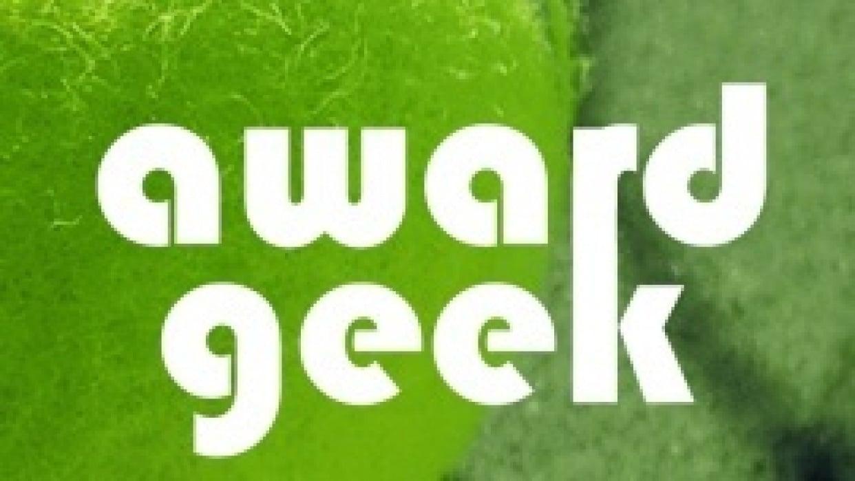 Award Geek: Tennis - student project