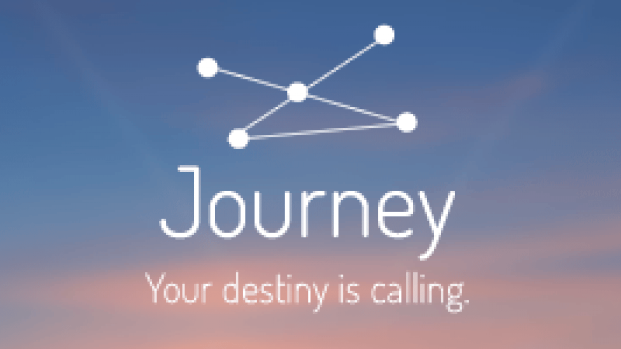 Journey    Your destiny is calling. - student project