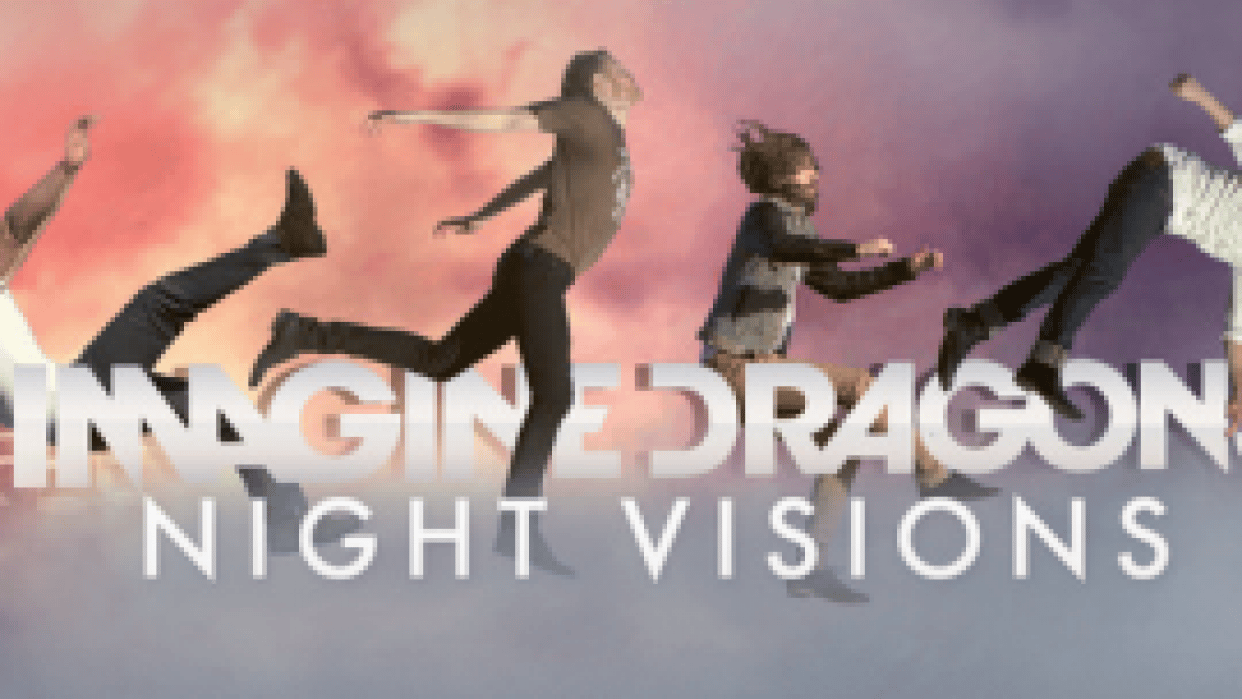 Imagine Dragons - student project