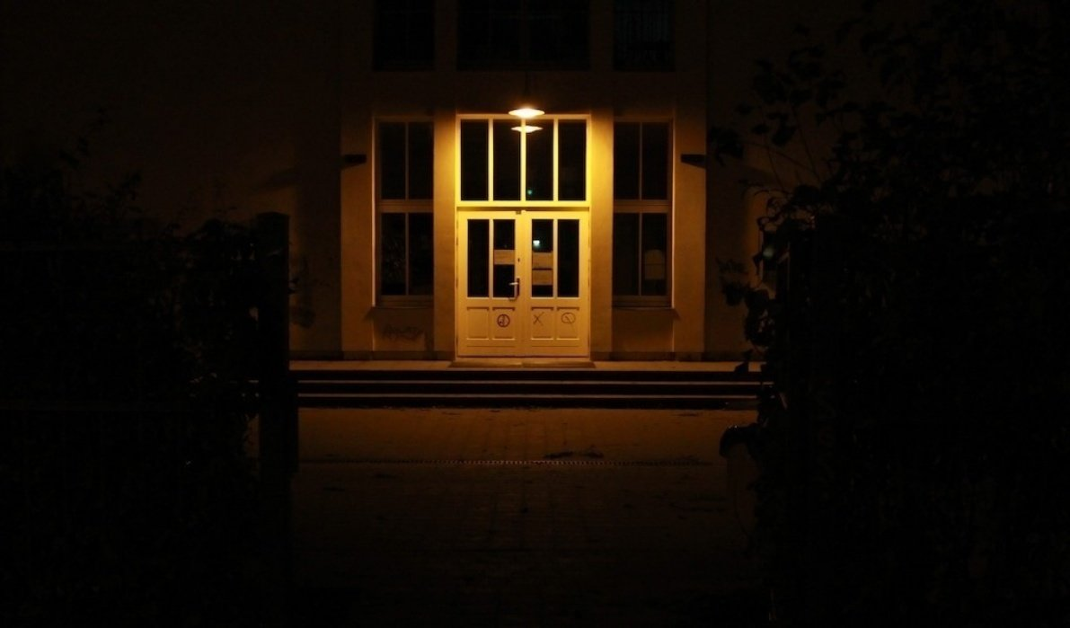 Nights in East Berlin - student project