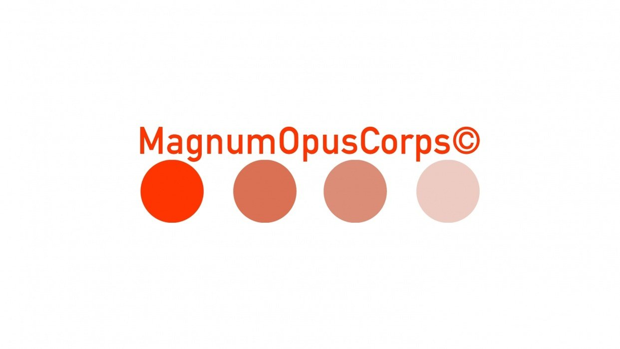 MagnumOpusCorps - student project