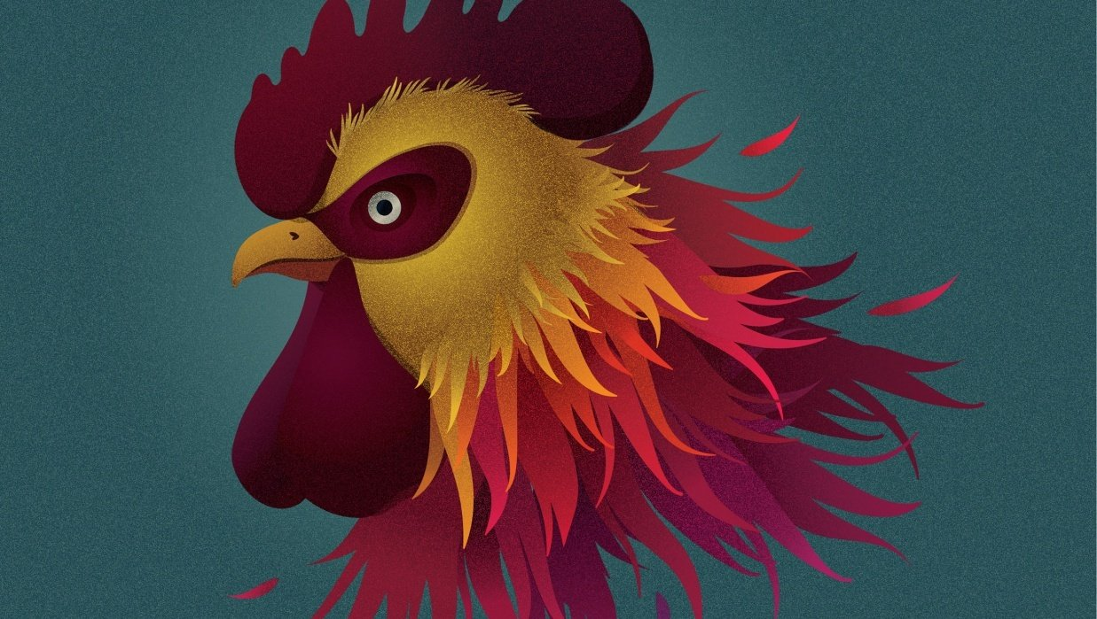 Rooster - student project
