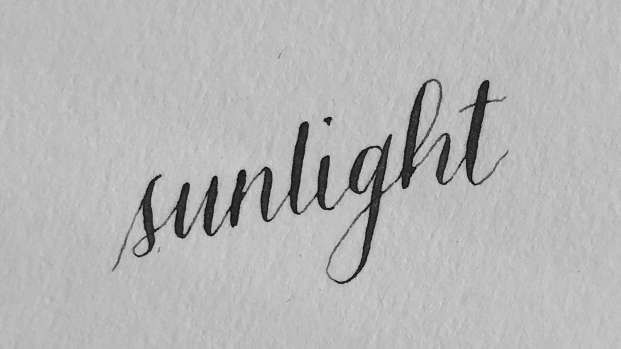 Sunlight - student project