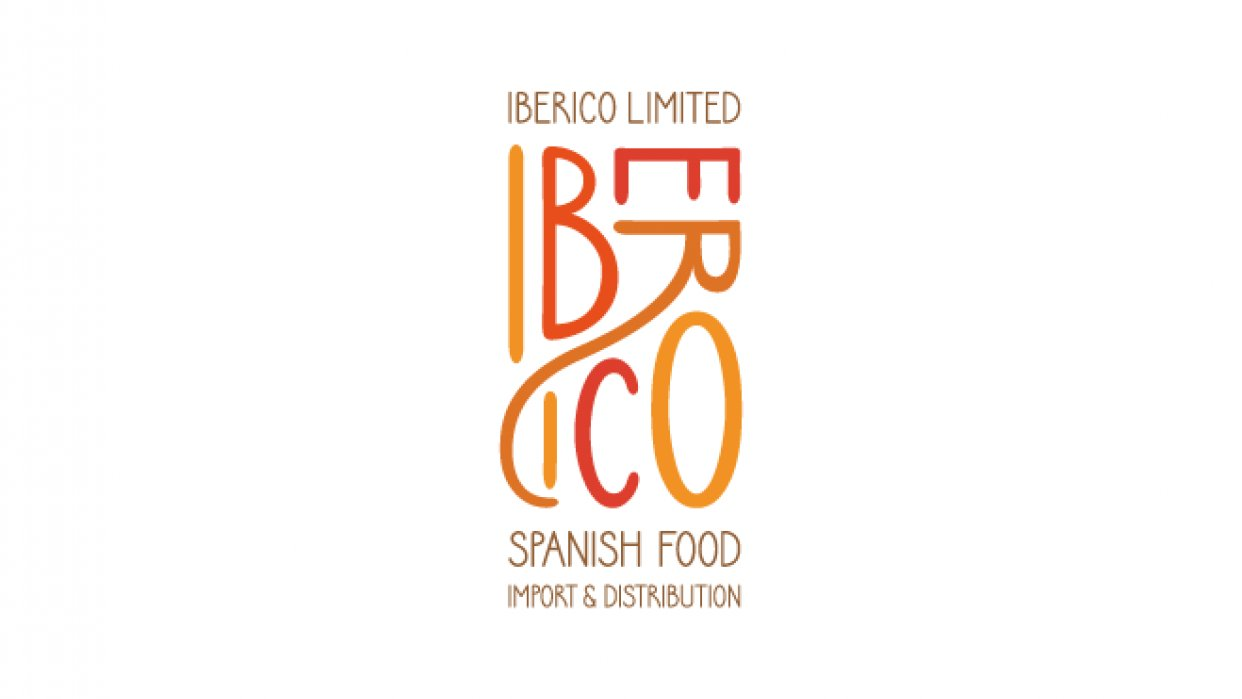 Logo for Iberico Limited - student project