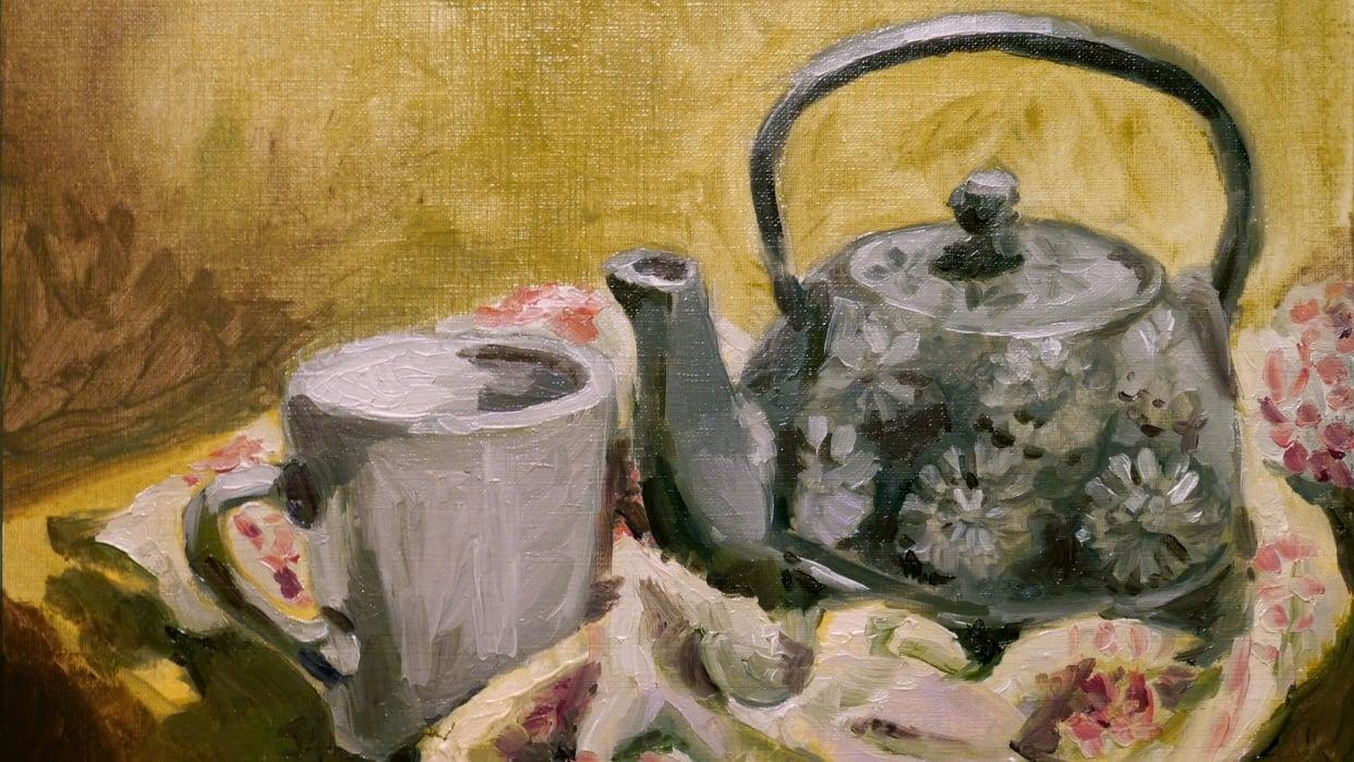 Teapot - student project