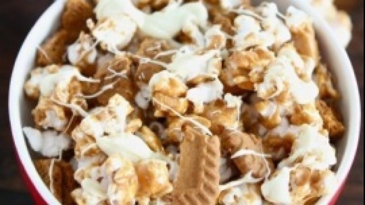 Popcorn Preken - student project