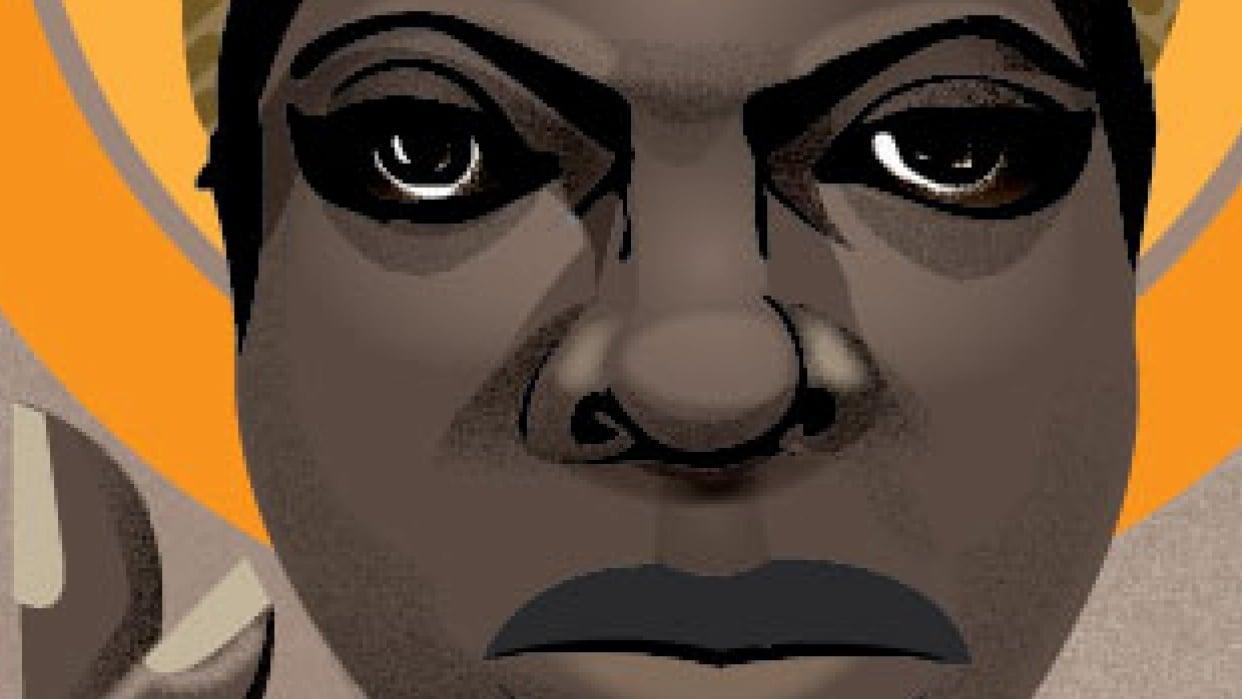 Ms. Nina Simone - student project
