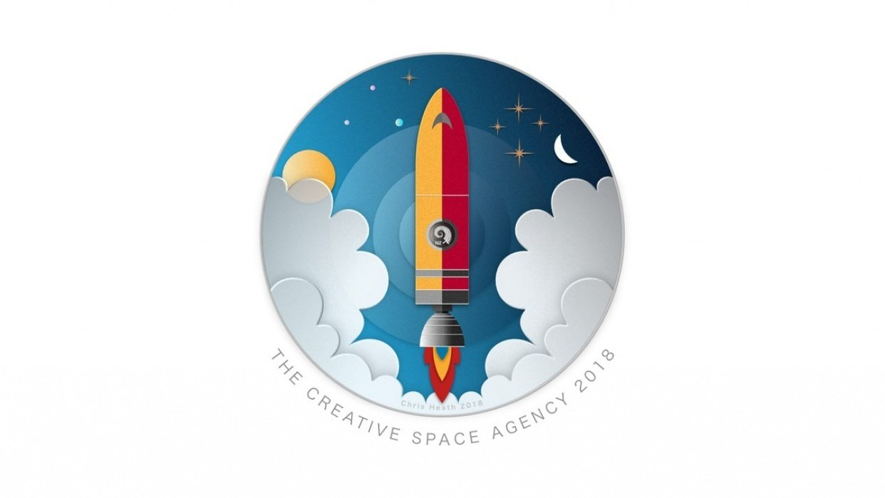 Rocket & Golden Ratio - student project