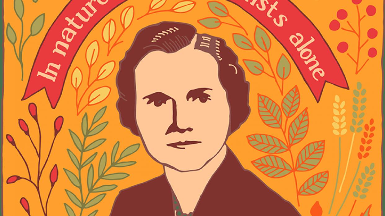 Rachel Carson - student project