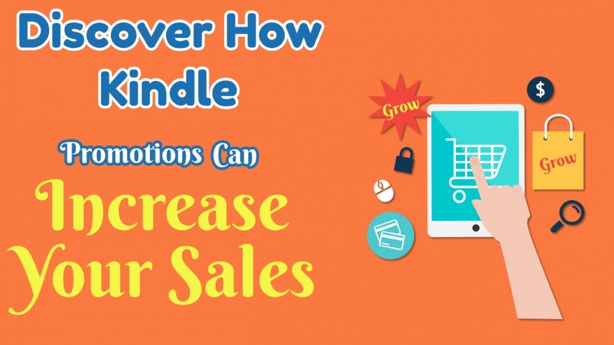 Increase Sales with Kindle Promotions - student project
