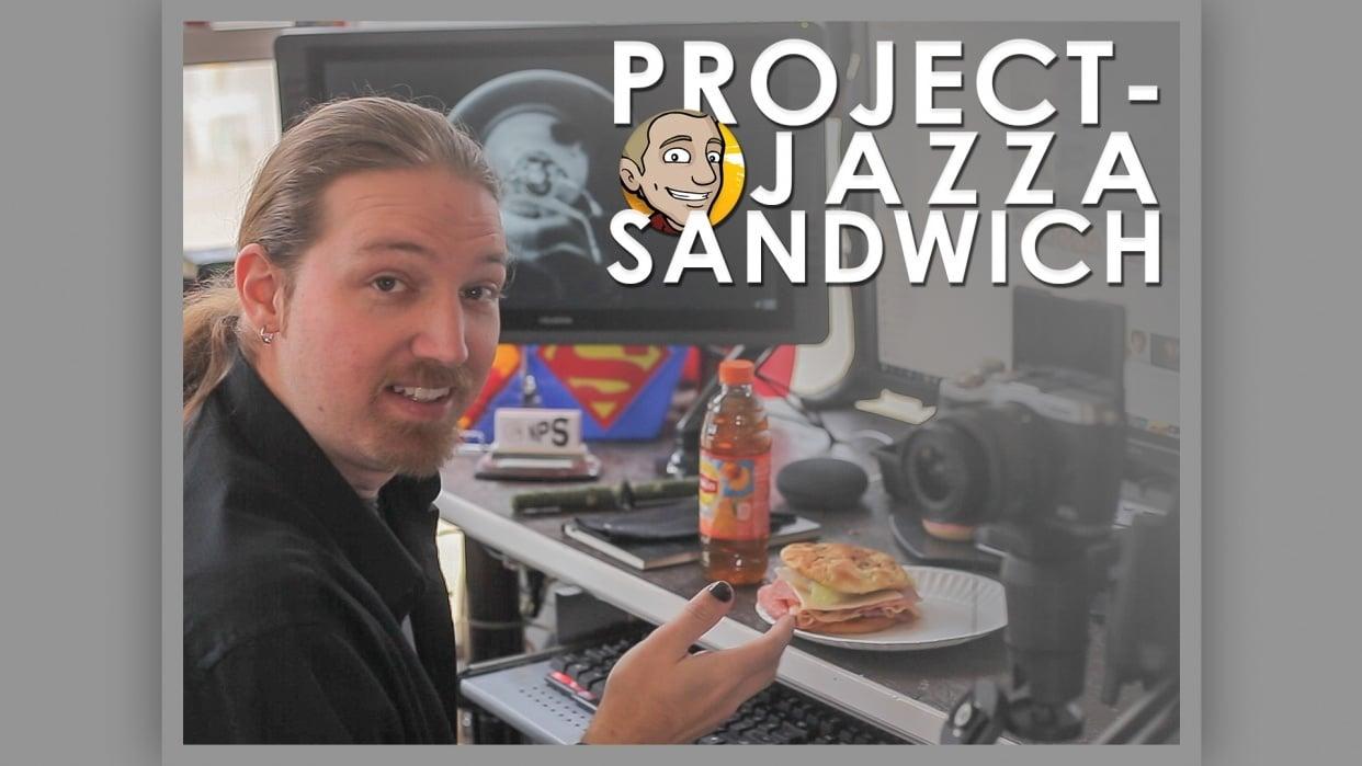 PROJECT - JAZZA SANDWICH - student project
