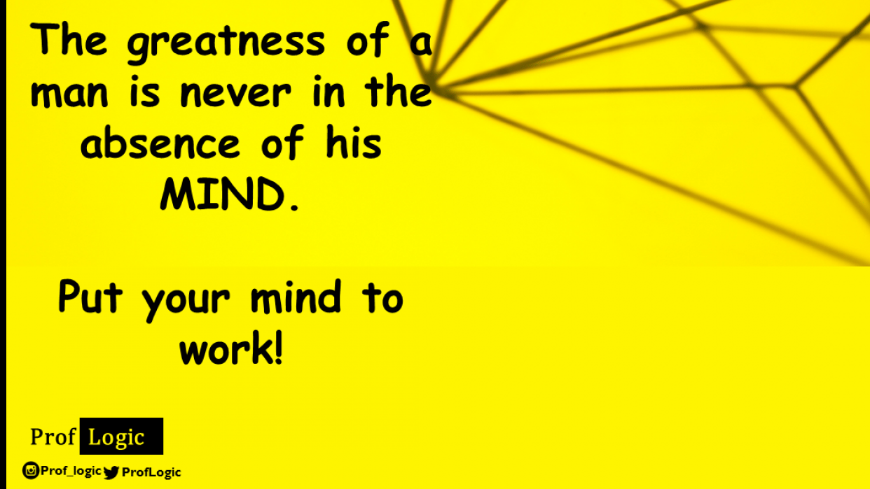 The Power of the Mind - student project