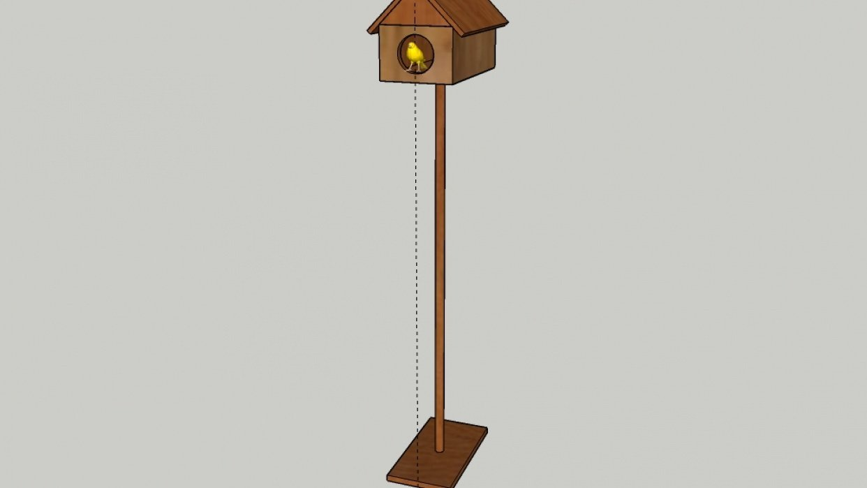 Bird House - student project