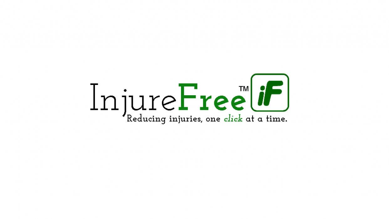 injureFREE Launch Campaign - The begining of safer sports - student project