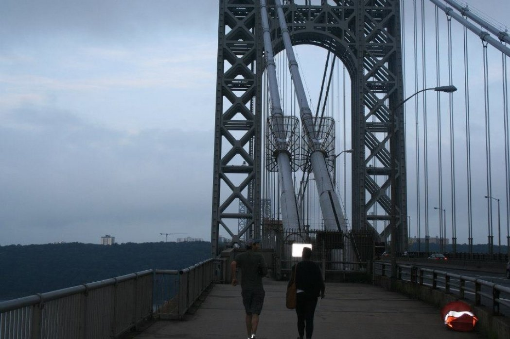 Crossing The Bridge - student project