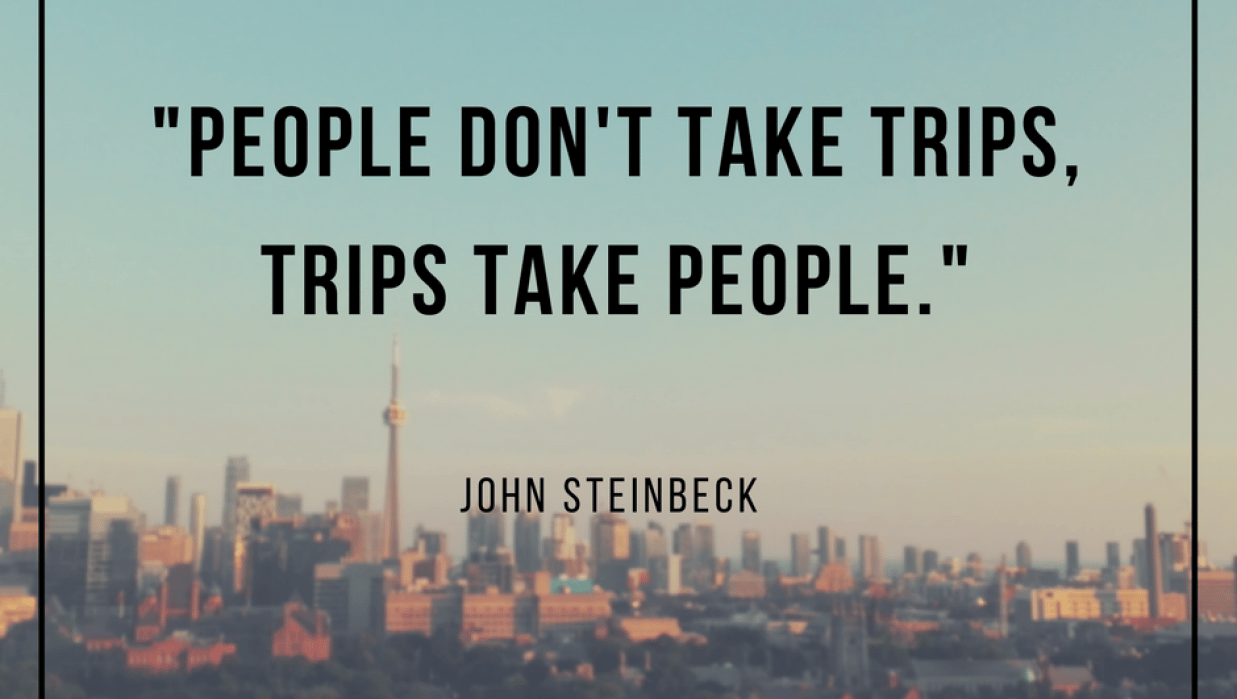 Travel quote - student project